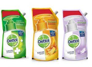 Dettol Liquid Hand wash – 750 ml for Rs.88 – Amazon