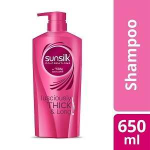 Sunsilk Lusciously Thick and Long Shampoo, 650ml