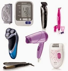 Grooming & Personal Care Appliances: Upto 70% Off