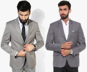Suits & Blazers Minimum 50% off