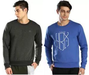Men Sweatshirts - Minimum 70% off