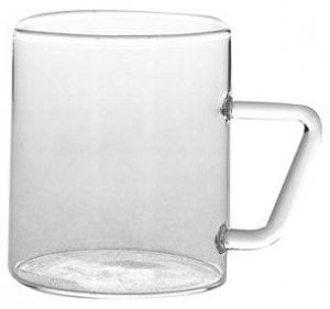 Borosil Vision Classic Mug Set, 190ml, Set of 6, Transparent worth Rs.410 for Rs.319 – Amazon