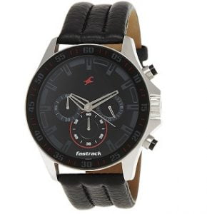 Fastrack Chrono Upgrade Analog Black Dial Men's Watch worth Rs.4795 for Rs.3477 – Flipkart