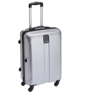 Safari Thorium Polycarbonate 77 cms Silver Hardsided Suitcase (Thorium-Stubble-Silver-77-4WH) worth Rs.8480 for Rs.3392 – Amazon