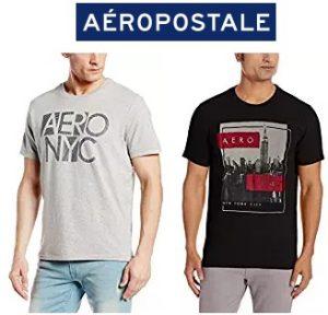 Aeropostale Men's T-Shirts form Rs.299 – Amazon