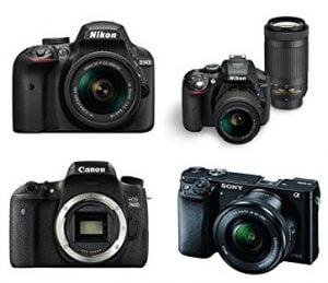 Lightning Deal of DSLR Camera & Photography – Amazon + Extra 10% Cashback