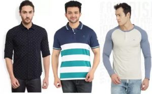Men's Top Brand Shirts & T-Shirts under Rs.699 – Flipkart
