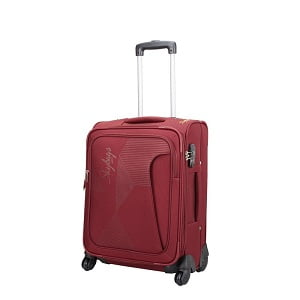 Skybags Footloose Hamilton Polyester 68 cms Suitcase for Rs.3299 – Amazon