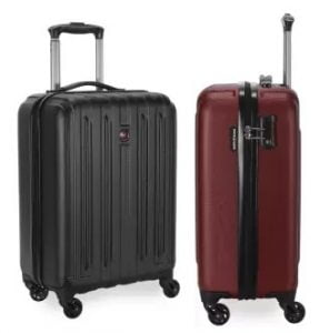 Swiss Gear by Victorinox Spinner Non Spansion Cabin Luggage – Flat 71% off for Rs. 2849 – Flipkart