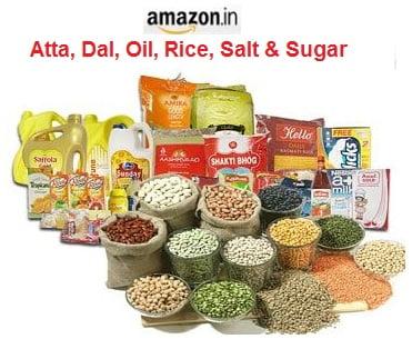 Amazon Super Value Offer – Rice | Flour | Pulses | Whole Grain – upto 50% Off + Extra Cashback upto Rs.900