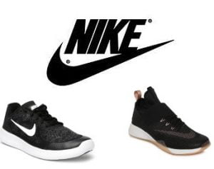 Nike Sports Shoes – Flat 70% – 80% off @ Myntra