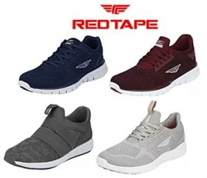 Red Tape Men's Shoes – Flat 60% – 70% Off for Rs.1198 @ Amazon (Limited Period Offer)