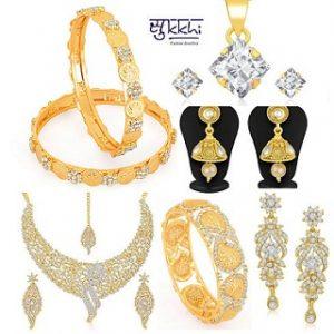 Sukkhi Fashion Jewellery – upto 90% off starts Rs.181 @ Amazon