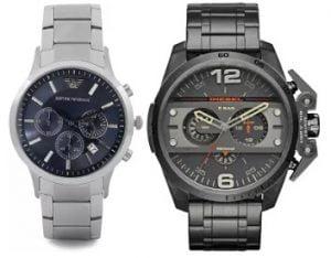 Top Brand Men's Watches – Minimum 50% off @ Flipkart