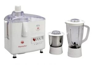 SignoraCare 500 Watts Juicer Mixer Grinder for Rs.1631 – Pepperfry (Limited Period Deal)