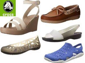 Crocs Footwear (Men's / Women's) – Minimum 50% Off @ Amazon