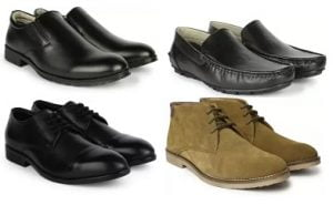 Men's Formal Shoes (Provogue, Carlton London & more) – Flat 50% – 73% off @ Flipkart