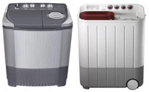 Semi Automatic Washing Machines – Upto 41% off+ Extra up to Rs.750 off on Pre-paid Order @ Flipkart