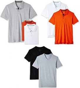 Xessentia Men's T-Shirts (Combo Pack) for Rs.299 | Rs.359 – Amazon