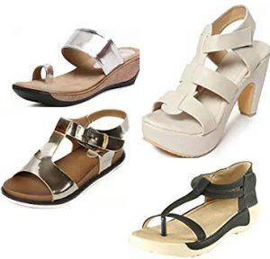 Meriggiare Women's Footwear – Minimum 50% off @ Amazon