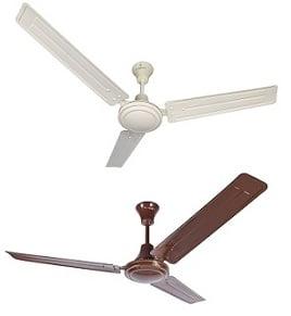 Singer Aerostar Solo 390 RPM Ceiling Fan for Rs.1365 @ Amazon