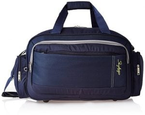Skybags Cardiff Polyester 55 cms Travel Duffle worth Rs.2120 for Rs.1060 – Amazon