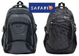 Safari Backpacks - Flat 50% -70% Off