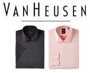 Van Heusen Formal Shirts Min.60% Off Under Rs.999 – Amazon