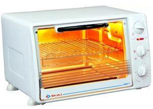 Bajaj 22-Litre 2200T Oven Toaster Grill (OTG) for Rs.3,899 – Flipkart