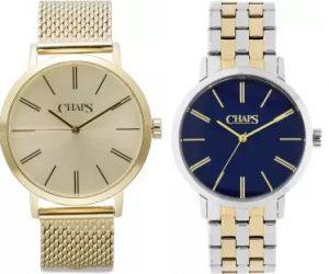 Chaps Watches – Flat 70% off @ Flipkart