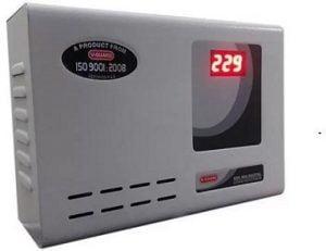 V-Guard VNS 400 Digital Display For AC upto 1.5Ton Voltage Stabilizer  for Rs.2139 – Flipkart (Flat 40% off)