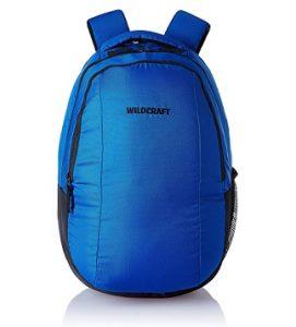 96d1798cd52 Wildcraft 32 Ltrs Blue Laptop Backpack (AM LBP 3.1) for Rs.635 ...