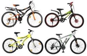 Bicycles – Minimum 51% off – Flipkart