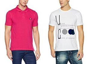 U.S. Polo, Tommy Hilfiger, UCB Men's Clothing – Minimum 55% off + 15% Extra Off @ Amazon