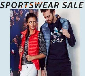 Sports Wear Sale: Clothing, Footwear & Accessories – Minimum 50% off @ Amazon
