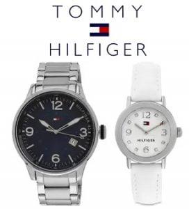 Tommy Hilfiger Watches – Min 40% off @ Flipkart