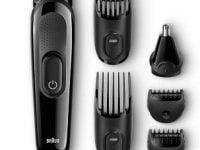 Steal Deal: Braun MGK-3020 Corded & Cordless Grooming Kit for Rs.999 – Flipkart