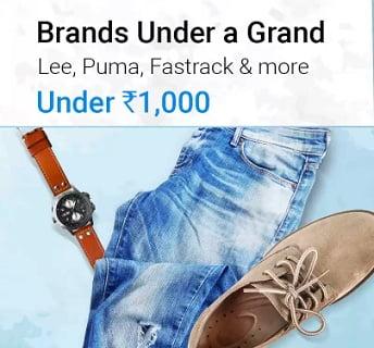 Fashion Style Brands under Rs.1000 @ Flipkat