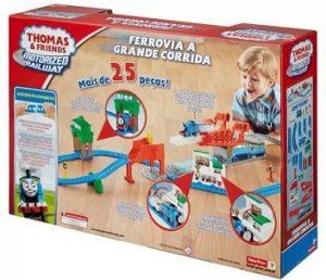 Thomas & Friends Racing Bridge Jump DFL93 worth Rs.3499 for Rs.1749 – Flipkart