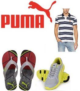 Puma Clothing & Footwear (Men's & Women's) – Minimum 60% off – Amazon