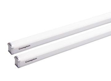 Great Deal: Crompton LDLL20-CDL 20-Watt Light Lenya LED Batten (Pack of 2) for Rs.238 – Amazon