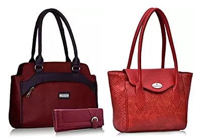 Fantosy Handbags & Backpacks – Minimum 70% off @ Amazon