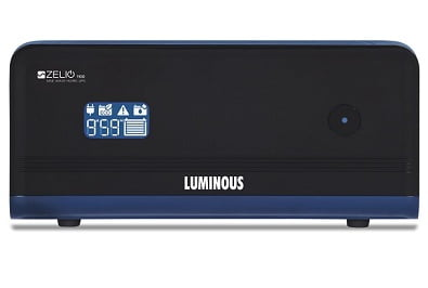 Luminous 1100 Zelio Pure Sine Wave Inverter worth Rs.9,995 for Rs.4,249 @ Flipkart (Extra Rs.500 Off)