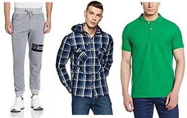 Flat 70% off on Clothing (Indigo Nation, John Miller) @ Amazon