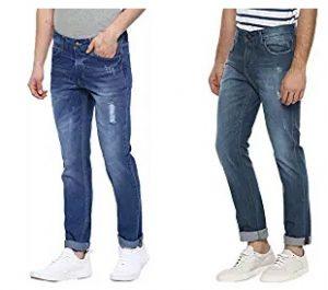 Men's Jeans – Minimum 70% Off @ Amazon