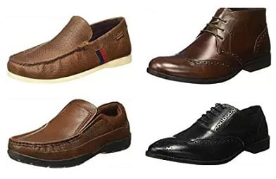 Red Tape Shoes – Minimum 80% off @ Amazon