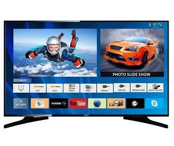 Onida LIVEGENIUS-2 107.95cm (43 inch) Full HD LED Smart TV – Get Extra Rs.3000 off just for Rs.26,999 – Flipkart