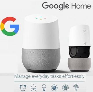 Google Home Mini for Rs.1,999 @ Flipkart (Limited Period Offer)