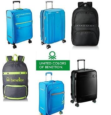 UCB Luggage & Backapcks – Minimum 50% off @ Amazon