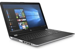 HP 15-BS637TU Portable FHD 15.6 Inch Laptop (6th Gen Intel Core i3 Processor i3-6006U/4 GB/ 1TB/ Windows 10 Home 64-bit for Rs. 28,490 @ Amazon